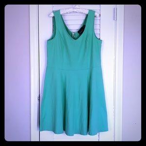 3/$20 Cynthia Rowley Mint Green Dress Size 1X
